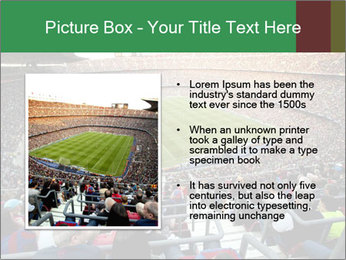 FC Barcelona PowerPoint Template - Slide 13