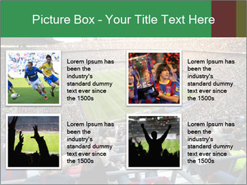 FC Barcelona PowerPoint Template - Slide 14