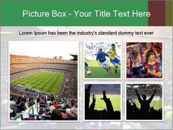 FC Barcelona PowerPoint Template - Slide 19