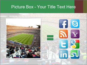 FC Barcelona PowerPoint Template - Slide 21