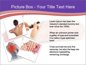 Human finger PowerPoint Template - Slide 23