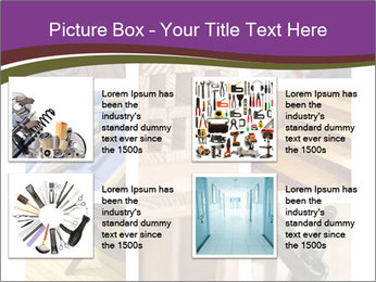 Carpentry collage PowerPoint Templates - Slide 14