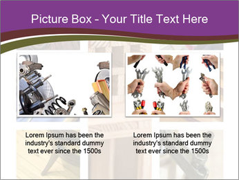 Carpentry collage PowerPoint Templates - Slide 18