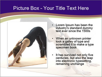 Yoga PowerPoint Templates - Slide 13