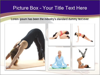 Yoga PowerPoint Templates - Slide 19