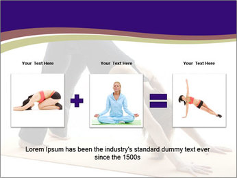 Yoga PowerPoint Templates - Slide 22