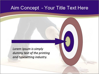 Yoga PowerPoint Templates - Slide 83