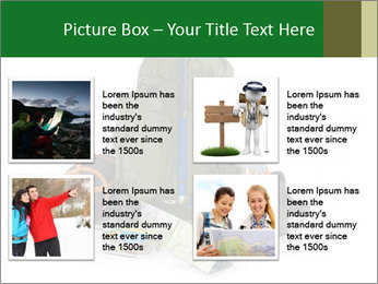 Tourist equipment PowerPoint Template - Slide 14