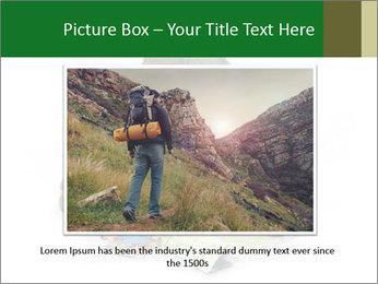 Tourist equipment PowerPoint Template - Slide 16