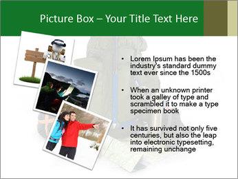 Tourist equipment PowerPoint Template - Slide 17