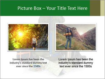 Tourist equipment PowerPoint Template - Slide 18