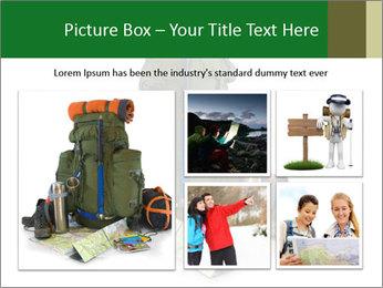 Tourist equipment PowerPoint Template - Slide 19