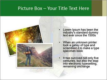Tourist equipment PowerPoint Template - Slide 20