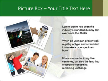 Tourist equipment PowerPoint Template - Slide 23