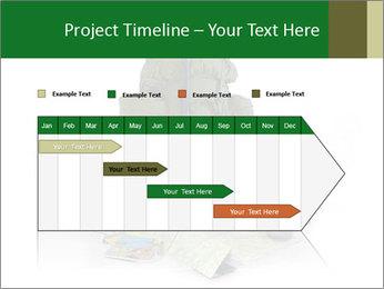 Tourist equipment PowerPoint Template - Slide 25