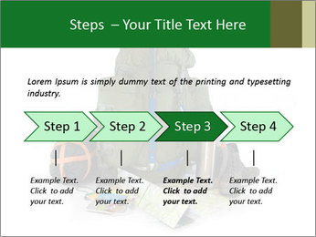 Tourist equipment PowerPoint Template - Slide 4