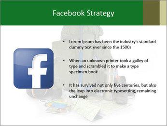 Tourist equipment PowerPoint Template - Slide 6
