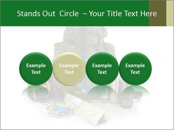Tourist equipment PowerPoint Template - Slide 76