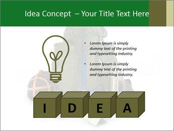 Tourist equipment PowerPoint Template - Slide 80