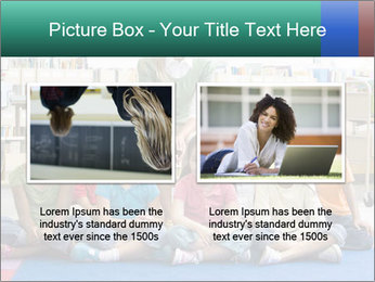 Portrait with teacher PowerPoint Template - Slide 18