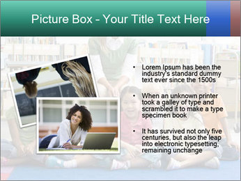 Portrait with teacher PowerPoint Template - Slide 20