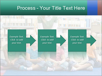 Portrait with teacher PowerPoint Templates - Slide 88