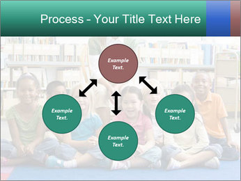 Portrait with teacher PowerPoint Template - Slide 91