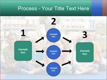 Portrait with teacher PowerPoint Templates - Slide 92