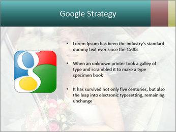 Pretty bride PowerPoint Templates - Slide 10