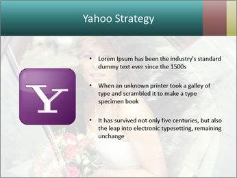 Pretty bride PowerPoint Templates - Slide 11