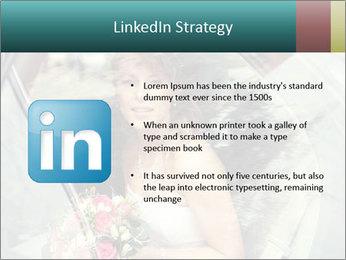 Pretty bride PowerPoint Templates - Slide 12