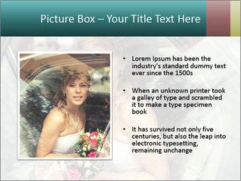 Pretty bride PowerPoint Templates - Slide 13