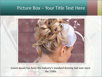 Pretty bride PowerPoint Templates - Slide 16