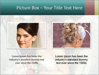 Pretty bride PowerPoint Templates - Slide 18