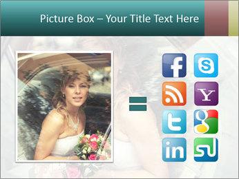 Pretty bride PowerPoint Templates - Slide 21