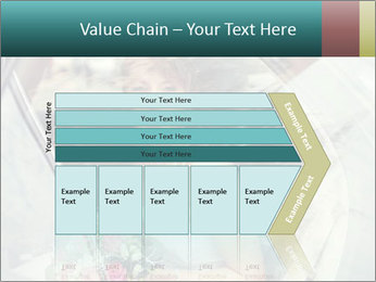 Pretty bride PowerPoint Templates - Slide 27