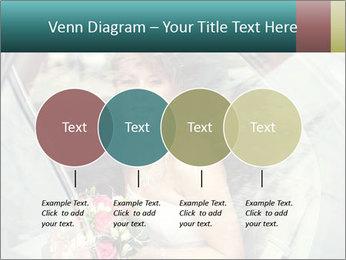 Pretty bride PowerPoint Templates - Slide 32