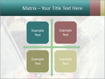 Pretty bride PowerPoint Templates - Slide 37