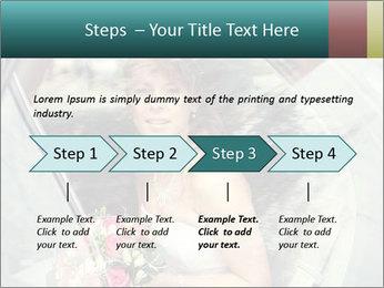Pretty bride PowerPoint Templates - Slide 4