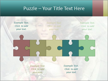 Pretty bride PowerPoint Templates - Slide 41