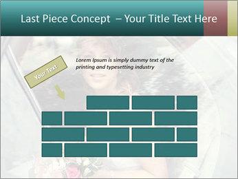 Pretty bride PowerPoint Templates - Slide 46