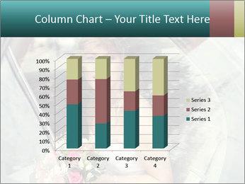 Pretty bride PowerPoint Templates - Slide 50
