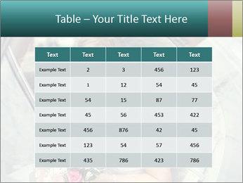 Pretty bride PowerPoint Templates - Slide 55
