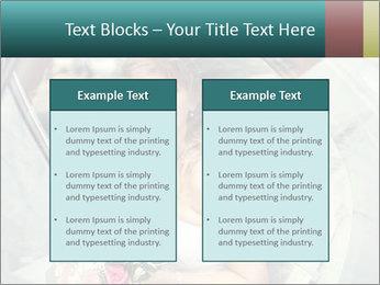 Pretty bride PowerPoint Templates - Slide 57