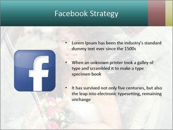 Pretty bride PowerPoint Templates - Slide 6
