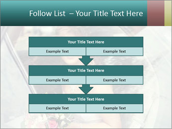 Pretty bride PowerPoint Templates - Slide 60