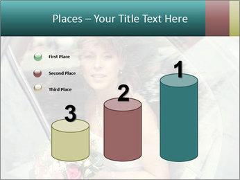 Pretty bride PowerPoint Templates - Slide 65