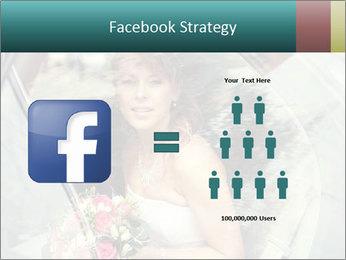 Pretty bride PowerPoint Templates - Slide 7