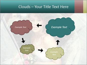 Pretty bride PowerPoint Templates - Slide 72