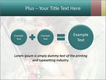 Pretty bride PowerPoint Templates - Slide 75